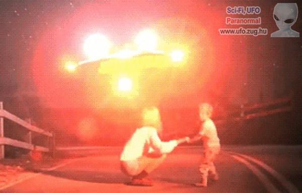 Cia által közzétett UFO képek