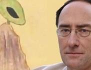 Simon Parkes azt állítja egy földönkívüli szülte őt