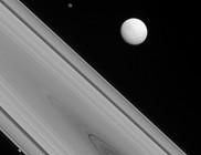 Lenyügőző felvételt tett közzé a NASA