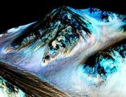 Vizet találtak a Marson
