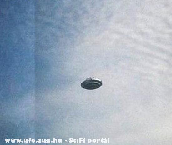1970 Japán UFO az égen!