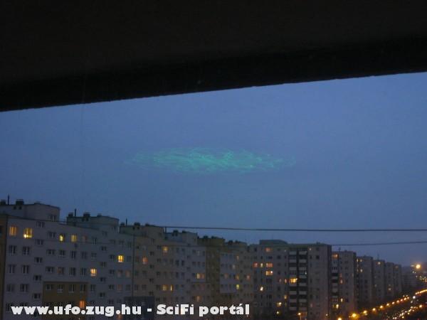 Ufo a tizenegyedik kerületben