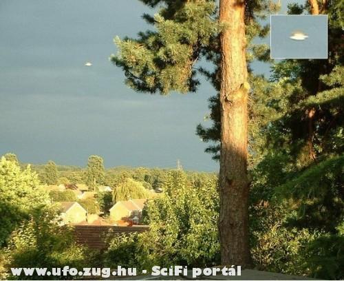 Ufo Watford felett