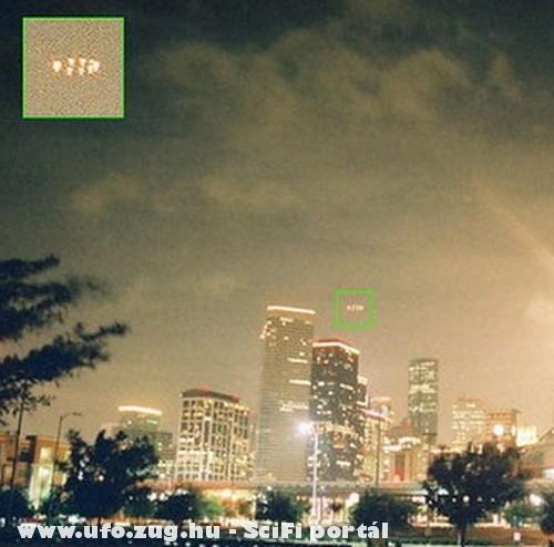 Ufo Houston felett