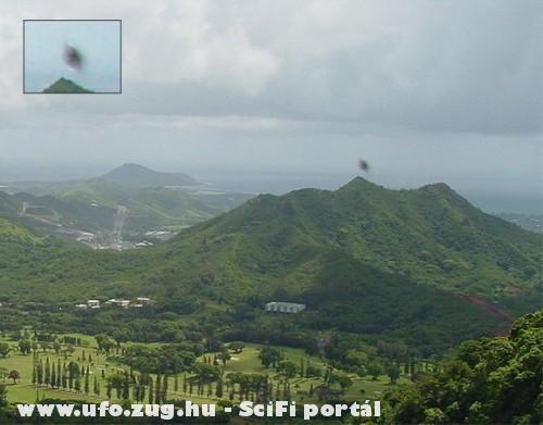 UFO Hawaii egén