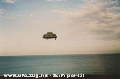 Ufo Ausztrália felett