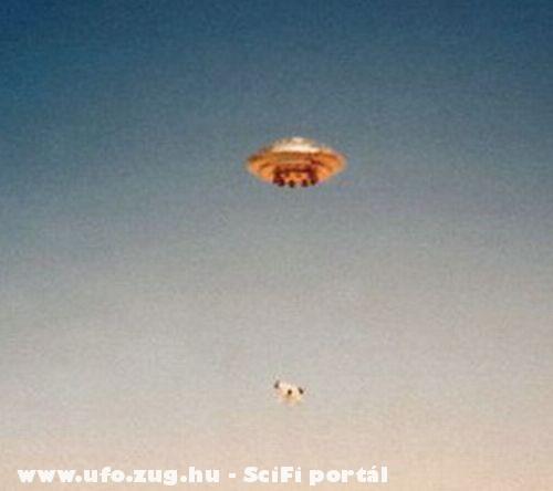 Brunchillii felett néhány UFO