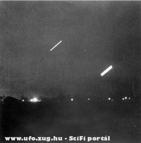 USA 1966, UFO észlelés