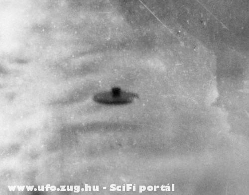 UFO az égen
