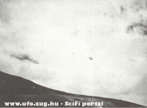 1967, repülõ csészealj