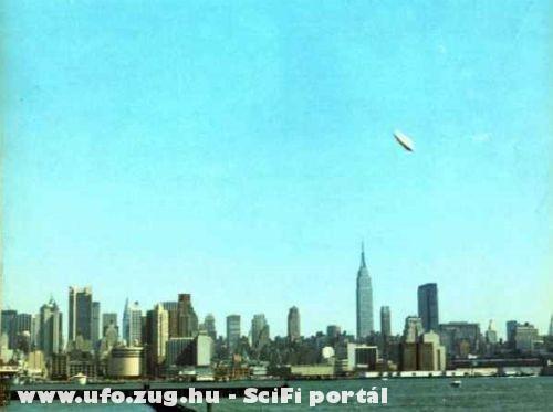 UFO a kikötõben