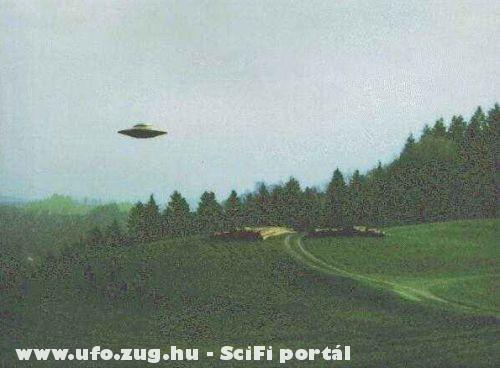 Ufo a réten