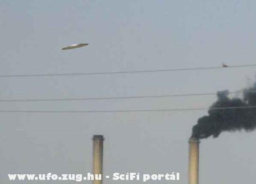 UFO Bagdad felett