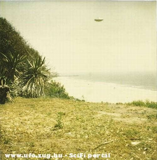 UFO California felett