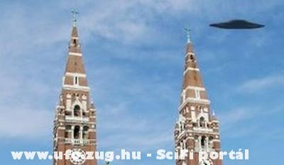 UFO Szeged felett!