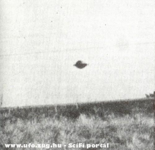 UFO észlelés 1976 Passo Fondo