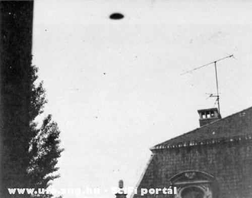 UFO észlelés 1975, Nancy, Franciaország