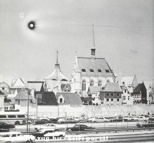 UFO észlelés, 1974 Queens