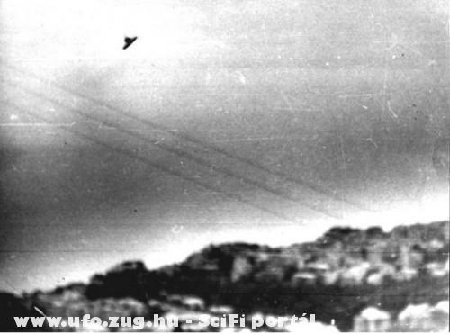 UFO észlelés 1973, Genoa, Olaszország