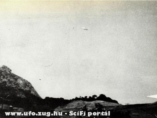 UFO észlelés 1967, California
