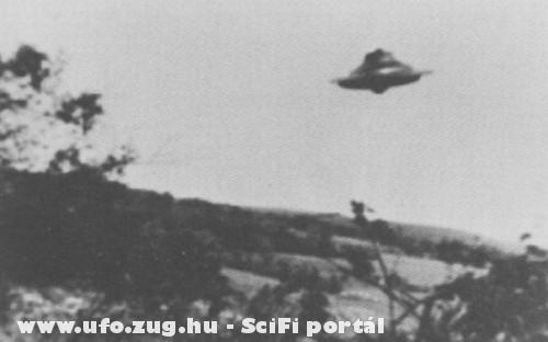 UFO észlelés, 1967, Woonsocket