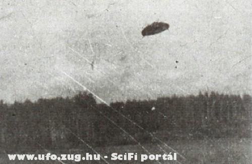 UFO Oroszország felett