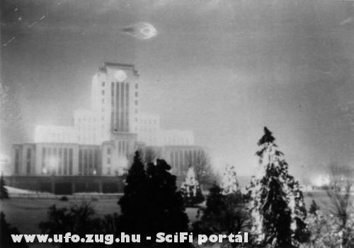 UFO Vancouver felett 1937