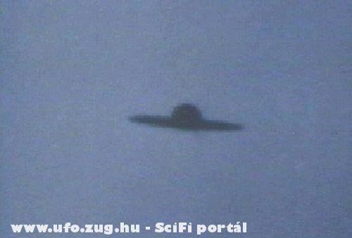 UFO Hamilton felett 1975