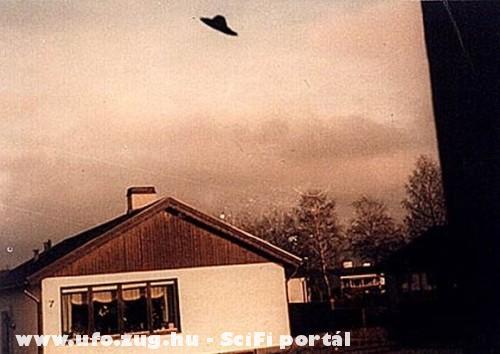 UFO a faluban