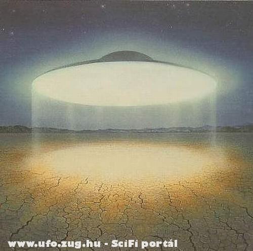Landolt az UFO