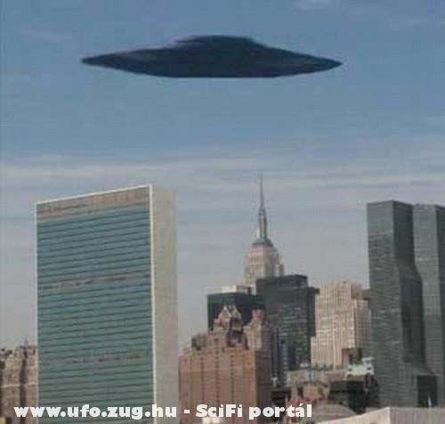 UFO az USA-ban