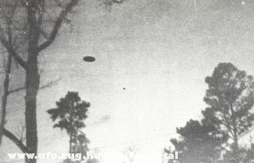 UFO a felszállás után