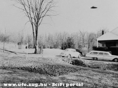 UFO támadás!
