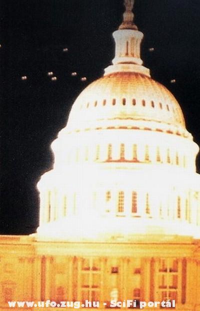 UFO Washington felett!