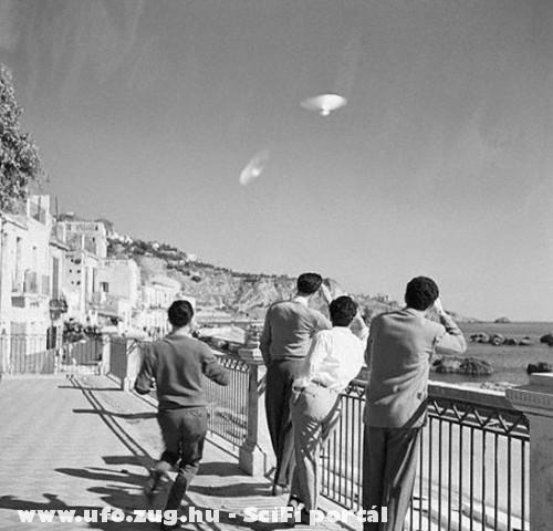 UFO-k az égen