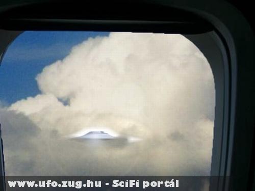 UFO a repükõ melett