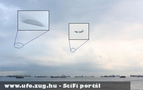 UFO-k a víz felett