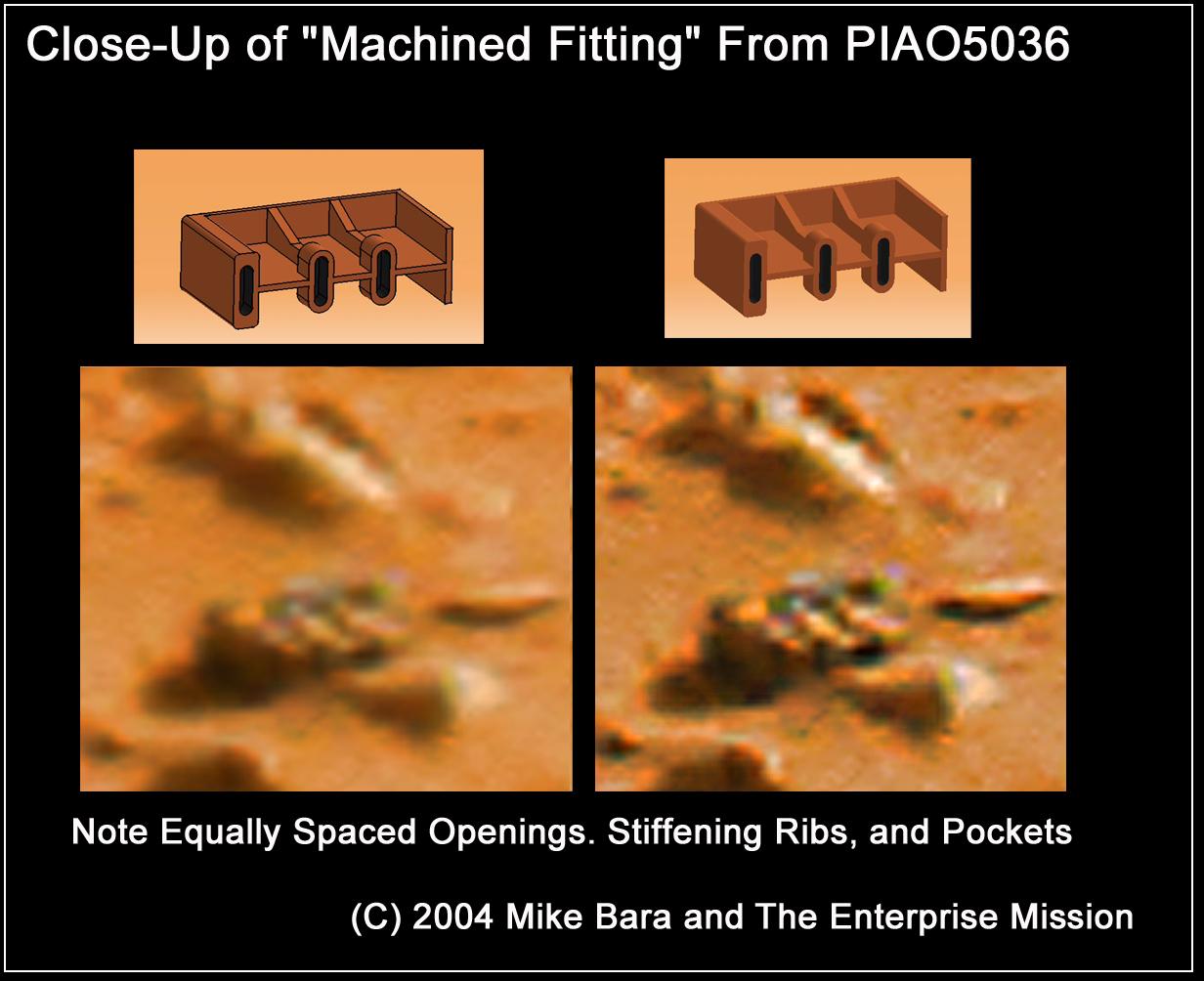 Mi lehet ez a Marson?