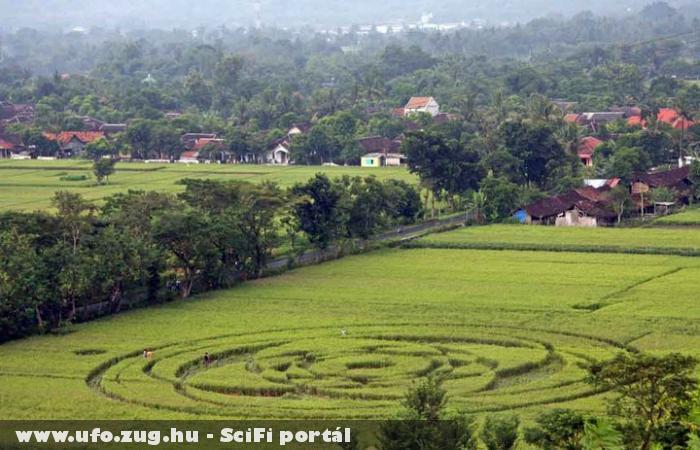 Gabonakör Yogakarta-ba (Indonézia)