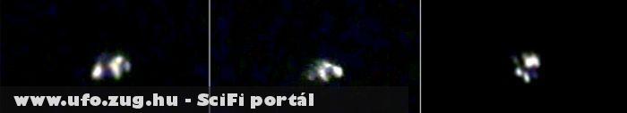 Szilvásszentmárton - visszatérõ UFO