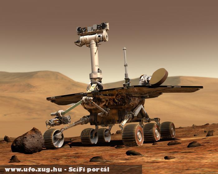 Mars járó