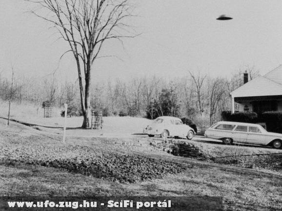 1967-es UFO, ZAnesville, Ohio