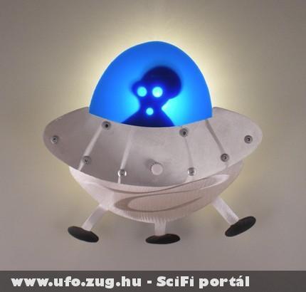 UFO lámpa