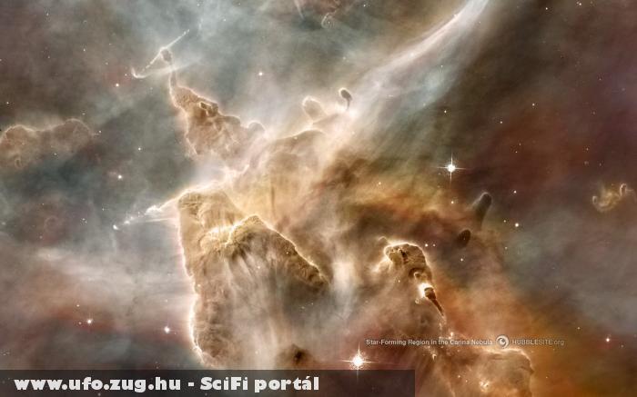 Eta Carinae csillagköd