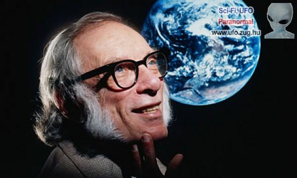 Isaac Asimov a SciFi atyja