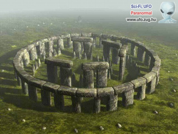 Stonehenge eredeti alakzata