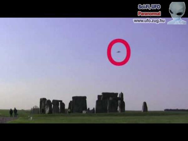 UFO észlelés Dél-Angliában