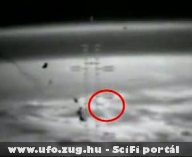 NASA UFO felvétel