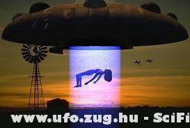 UFO emberrablás