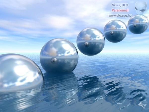 Az űr világa és a vételen kozzmósz.